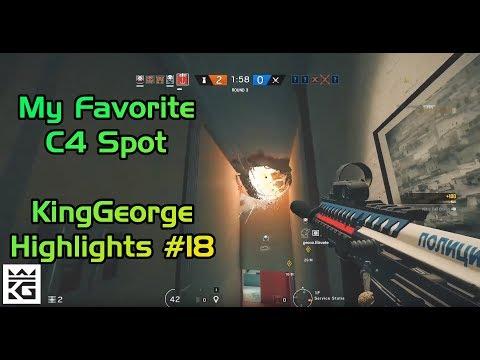My Favorite C4 Spot | KingGeorge Highlights #18