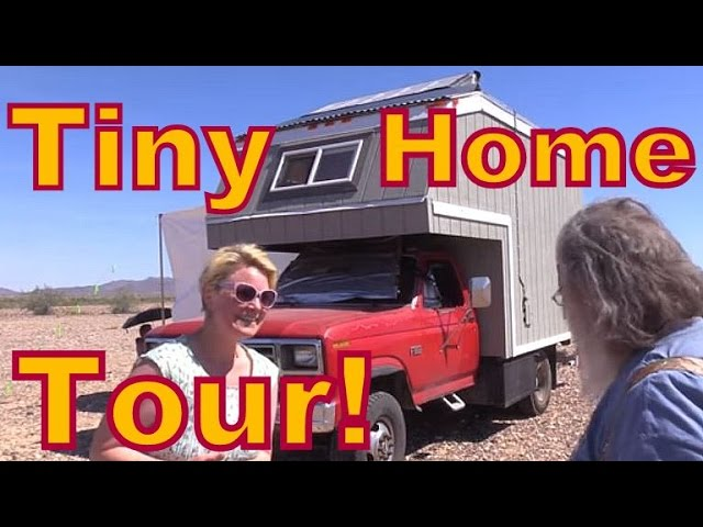 tour-of-a-tiny-house-on-a-flatbed-truck-cabin