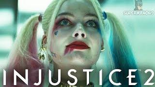 "Legendary Harley Quinn Causes Rage Quit! - Injustice 2 ""Harley Quinn"" Legendary Gear Gameplay"