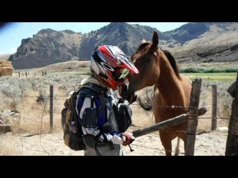Mexico to Canada Dual Sport Motorcycle 2011