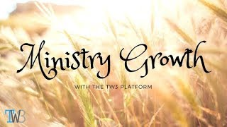 How to build, grow, and monetize a charitable ministry with terrywilson3.com