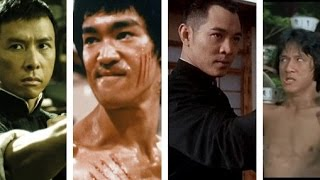 מצעד 10 הלוחמים הגדולים בקולנוע