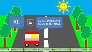 How to get to Publika@Solaris Dutamas (Labrats 3.0: Return of the Rats!)
