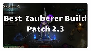 Zauberer: Der beste Build für Patch 2.3 (Delsere