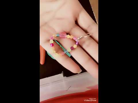 DIY: Paper clip earrings/paper clip jewelry/paper clip hacks Diy jewelry/best out of waste