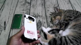 Samsung Galaxy S7 Zerolemon 7500mAh Extended Battery Case