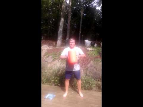 ALS ice bucket challege