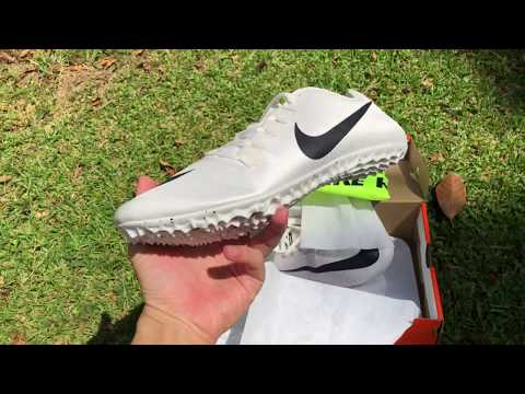 Nike Zoom JaFly 3 Spikes Track And Field Unboxing