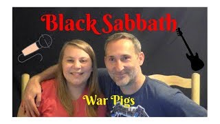 Dad and Daughter (and JoJo) React to Heavy Metal- Black Sabbath's War