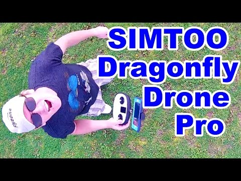 DJI Mavic Pro Killer or Not? - SIMTOO Dragonfly Drone Pro First Flight - TheRcsaylors