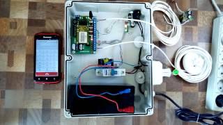 видео Контроллеры систем управления отоплением и котлами