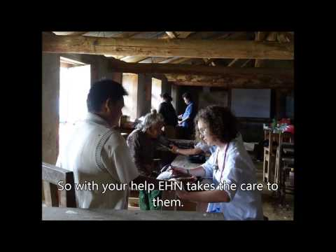 Education & Health Nepal Medical camps