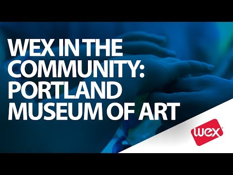WEX in the Community: Portland Museum of Art