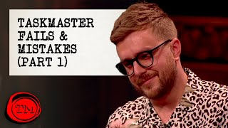 Taskmaster's Biggest Fails & Stupid Mistakes (Part 1)