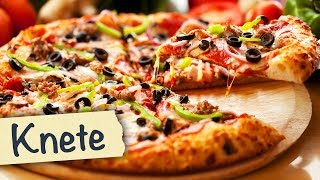 Pizza backen Hardcorelevel!