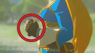 Zelda: Breath of the Wild Game Awards Trailer — ALL EASTER EGGS, Analysis & Things Missed