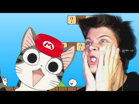 САМАЯ СЛОЖНАЯ ИГРА - Кот Марио 3 (Cat Mario 3)