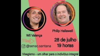 Live Senac Santana com Wil Valença