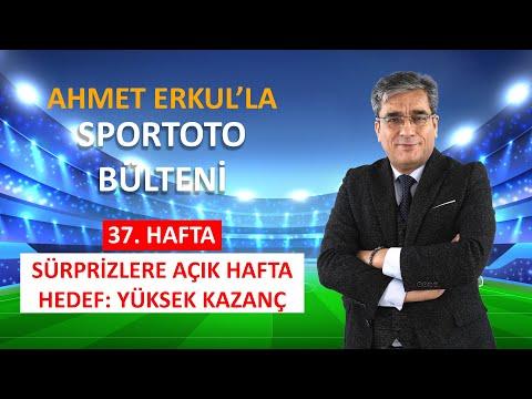 CAYDAS1978 İLE SPOR TOTO 37.HAFTA TAHMİNLERİ  İddaabilir TV