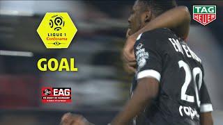 Goal Félix EBOA EBOA (21') / Olympique Lyonnais - EA Guingamp (2-1) (OL-EAG) / 2018-19