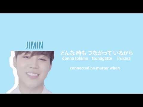 BTS (방탄소년단)「防弾少年団」- FOR YOU日本語歌詞 [JPN lyrics, romaji, eng sub]