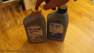 What is Mobil 1 full synthetic automatic transmission fluid and why to use it ?