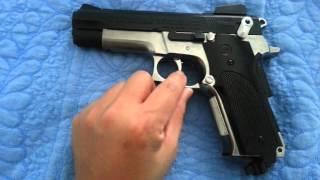 Дейзі модель 93 Powerline для Semi-автоматичний пістолет СО2
