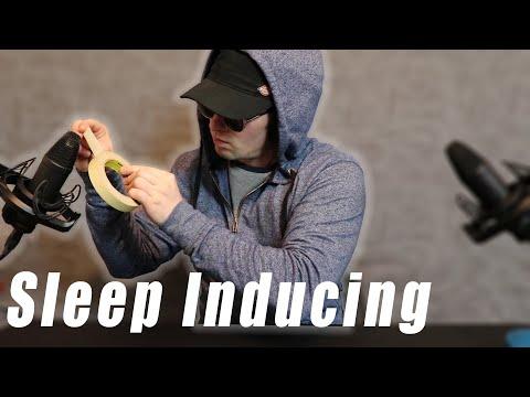 Sleep Inducing Triggers For Sleep 😙💤(ASMR)