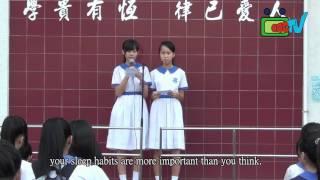Publication Date: 2018-01-31   Video Title: 宣道中學 Joke Eng 台 - Your health,