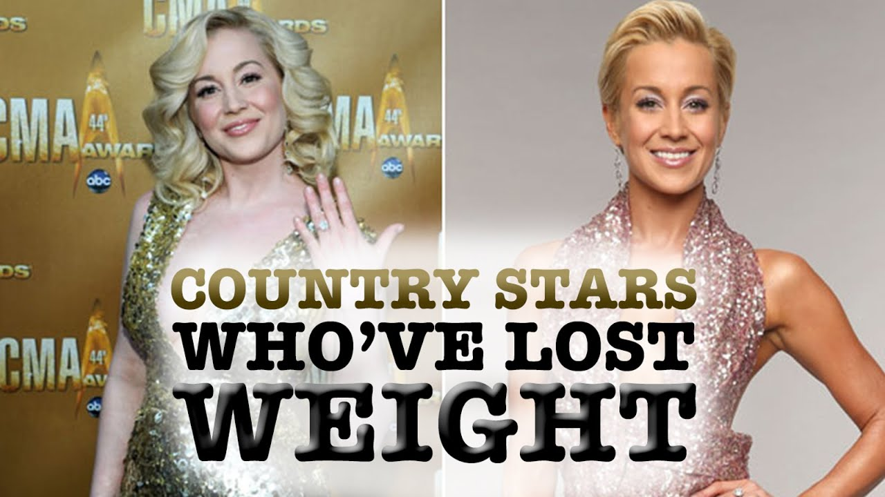 Country Stars Who Have Lost Weight [Pictures]
