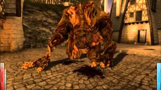 Let's play Dark Messiah of Might and Magic (fr) - Episode 17 - Voyage au centre de Haumeroc