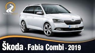Skoda Fabia Combi 2019 | Prueba / Test / Análisis / Review en Español