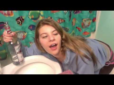 Teenage drinking-A true story