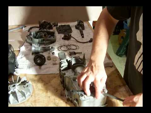 #8 Tecumseh LV195EA - Tear down and rebuild - Breather and engine brake  removal and gasket kit