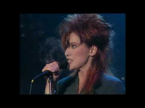 Anne-Lie Rydé - Gycklarnas Estrad (LIVE på Daily Live 30/3 -87)