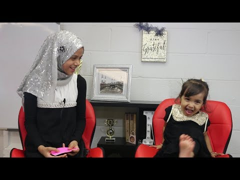 Cutest Fatima: An amazing and must watch interview by Maryam