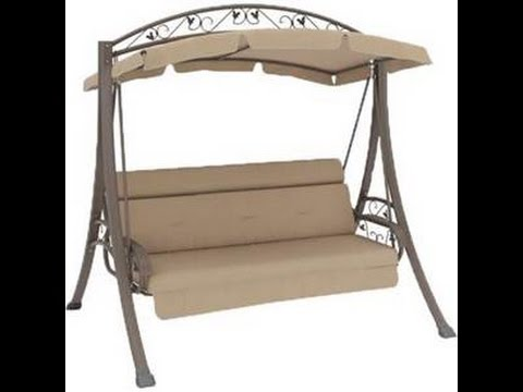 Wayfair Patio Swing Custom Replacement Canopies, Cushions, Seat Support