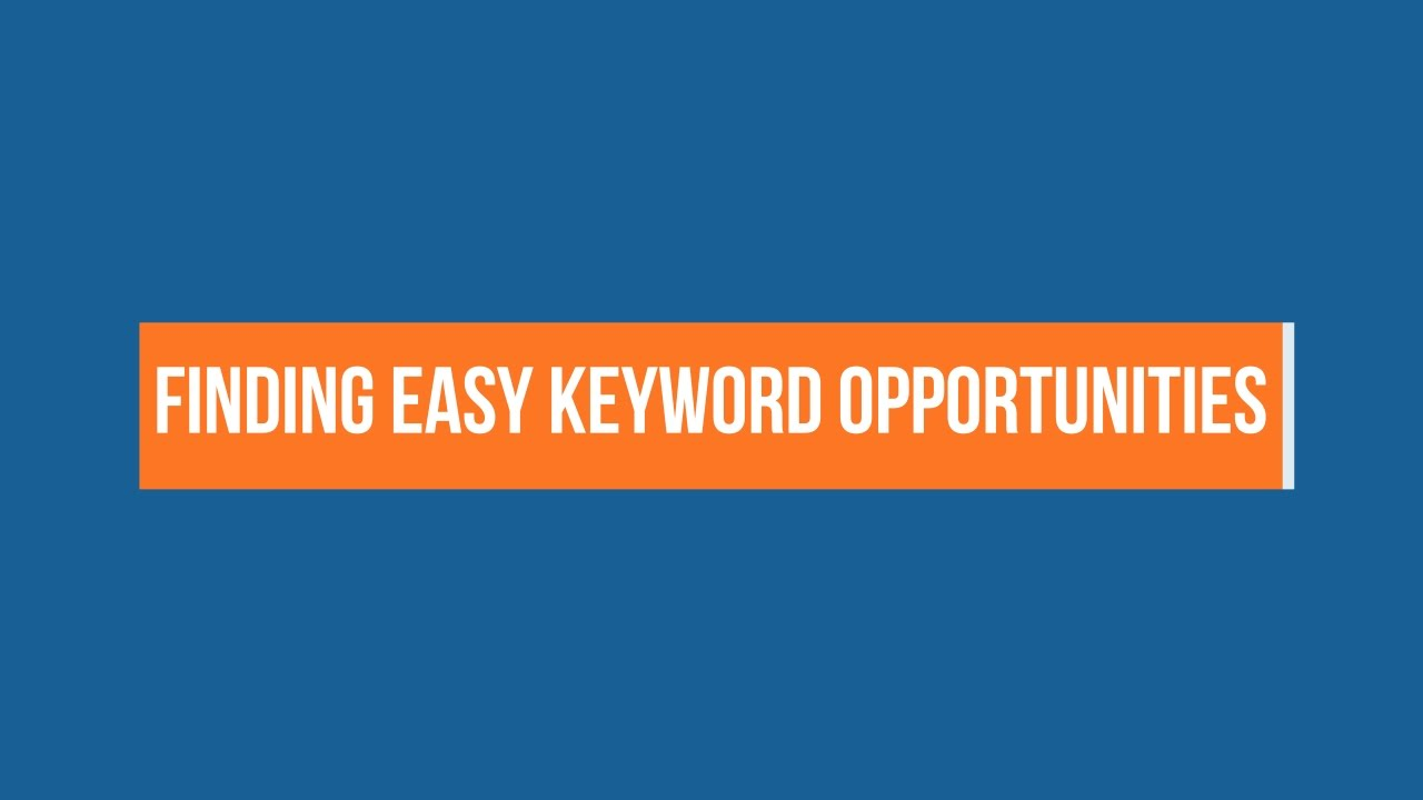 Basic Keyword Research Tutorial: Find Low Competition Keywords with Ahrefs Keywords Explorer
