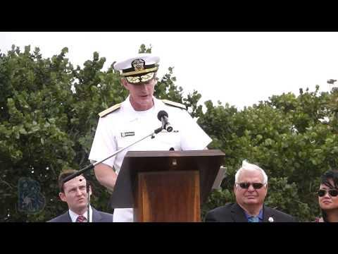 "Admiral William Harry ""Bill"" McRaven"