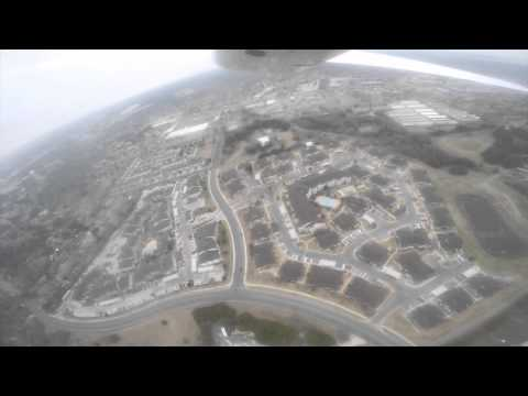 Pa-46 Piper Matrix Cloudy Flying With GoPro