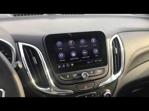 How To Download New Updates In The Background On Your 2020 Chevy MyLink Radio