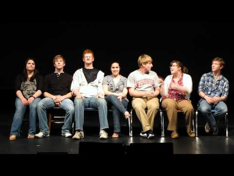 Funny Talent Skit