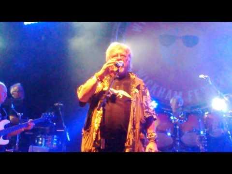Bill Oddie / SAS Band - Wild Thing - Wickham Festival 6th August 2016