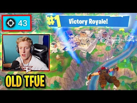 No One Could Stop Tilted Towers Tfue...