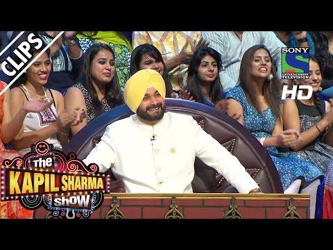 Sidhu Paji's Cousin Wife - The Kapil Sharma Show -Episode 27- 23rd July 2016