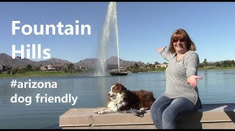 Fountain Hills - Arizona Dog Friendly
