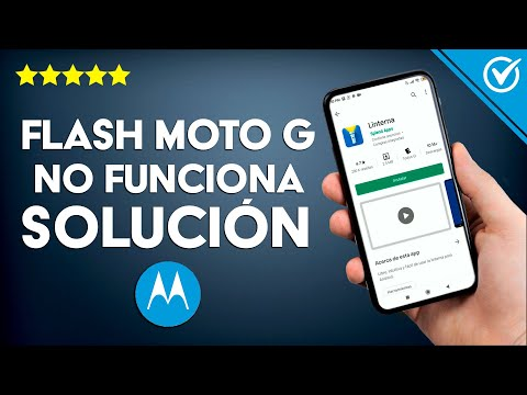 'Flash Moto G no Funciona' Solución Efectiva a este Problema