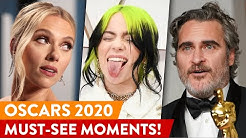 Oscars 2020 Must See Moments You Missed | ⭐OSSA