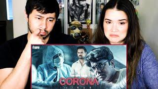 CORONAVIRUS | Ram Gopal Varma | Agasthya Manju | Telugu Trailer | Reaction