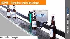Multi-reject system for bottles miho HSPM